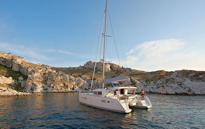 Alquiler de Catamaranaes ibiza LAGOON 400 S2