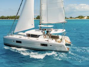 Alquiler de Catamaran Ibiza Lagoon 42