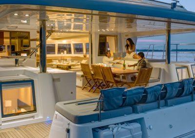 alquiler catamaran ibiza lagoon 620