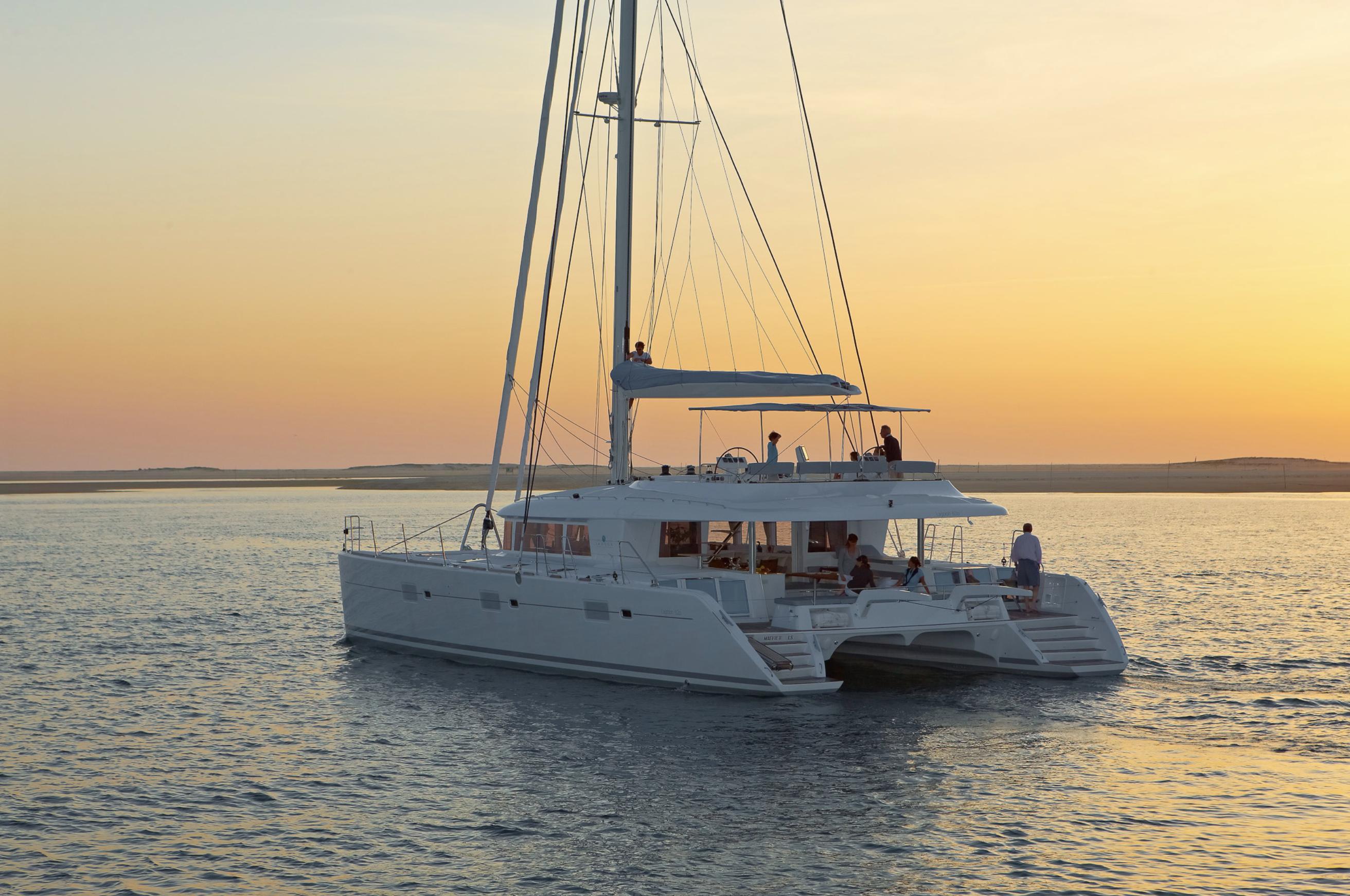 alquiler de catamaranes en Mallorca