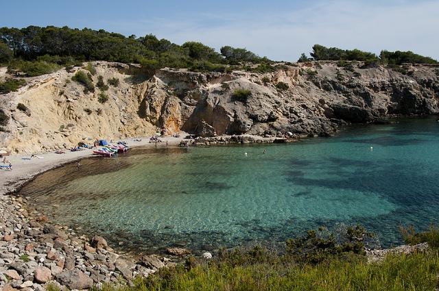 Alquiler barcos Ibiza Cala-Codolar jpg