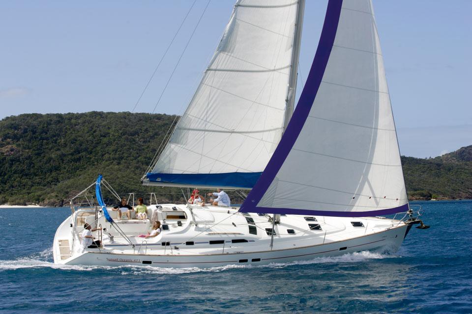 alquiler barcos Ibiza oceanis-473