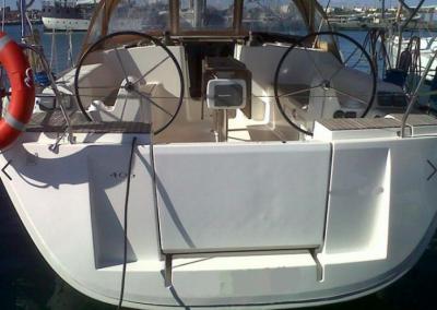 alquiler de velero dufour 405 -1