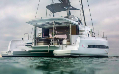 Alquiler Catamaranes Ibiza Bali 4.3