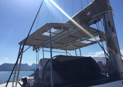 Alquiler de Catamarán Bali 4.3