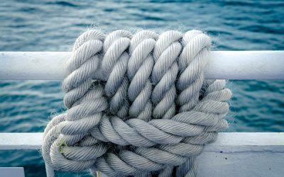 Los seis nudos marineros imprescindibles que debe conocer el que realice un alquiler de barcos