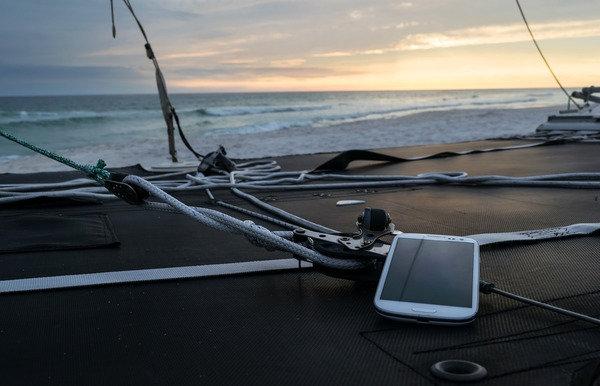 ¿Vas a alquilar un barco? Descubre las mejores aplicaciones para conocer el estado del mar