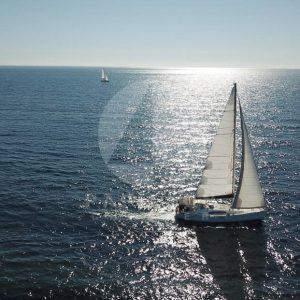 alquiler de veleros oceanis 50