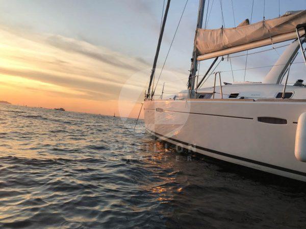 alquiler velero ibiza oceanis 50