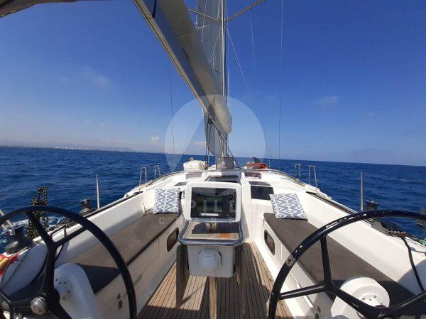 hanse 415 navegando