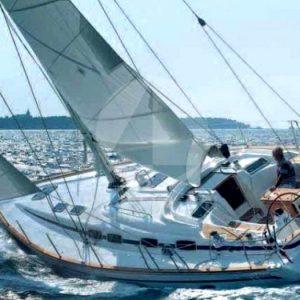 alquiler de velero en Denia