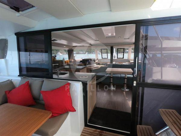 catamaran astrea Ibiza