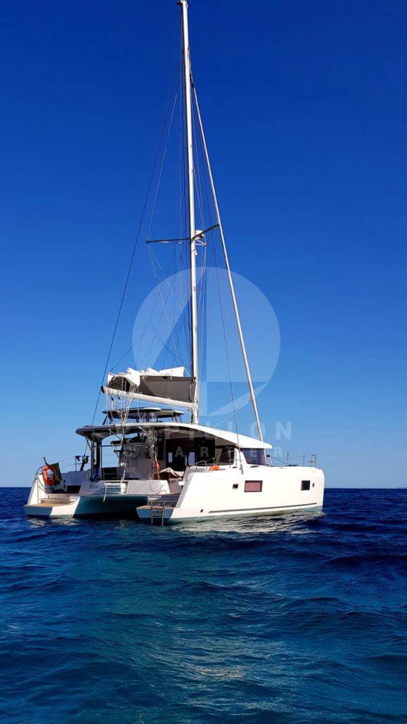 alquiler catamaranes ibiza