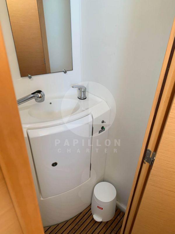 baño lagoon 400