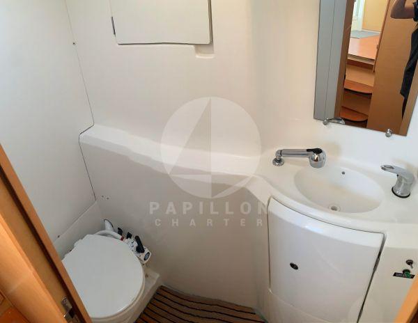 baño lagoon 380