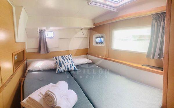 lagoon 400S2 cabina