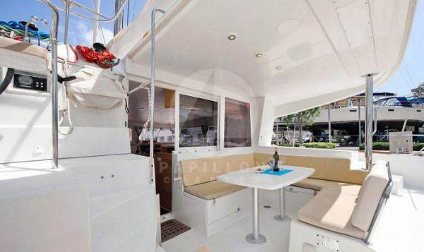 alquiler de catamaran en ibiza lagoon 42