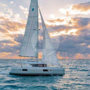 alquiler de catamaranes en Ibiza